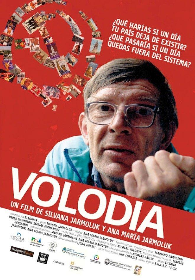 Afiche de la película Volodia