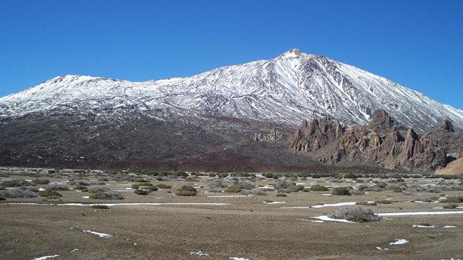 El complejo volcánico Teide-Pico Viejo