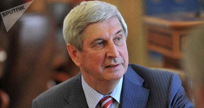 Iván Mélnikov, vicepresidente de la Duma de Rusia