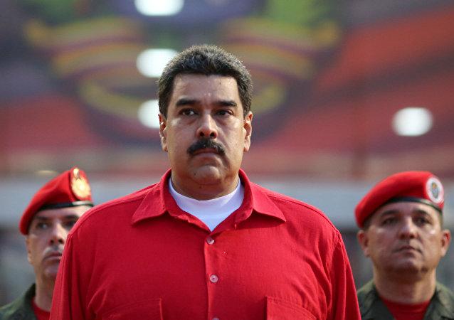 Nicolás Maduro, el presidente de Venezuela (archivo)