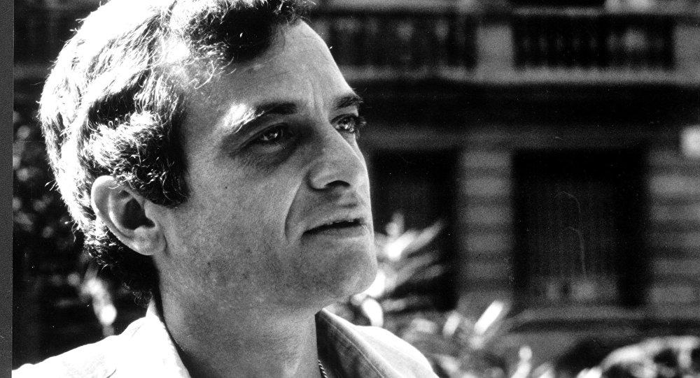 El escritor español Luis Goytisolo