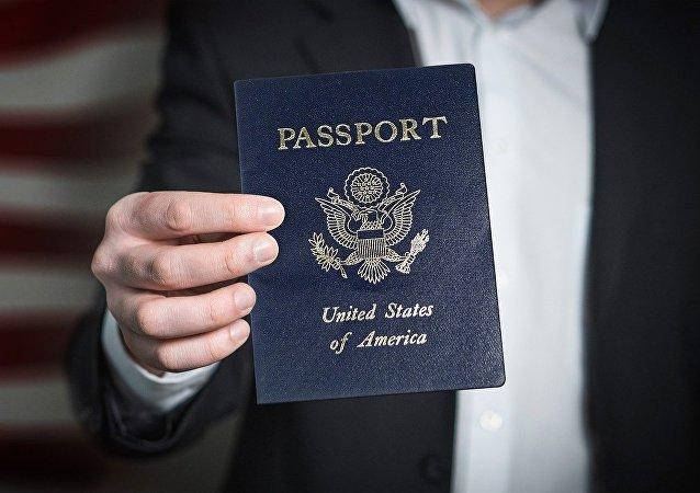 Pasaporte de EEUU