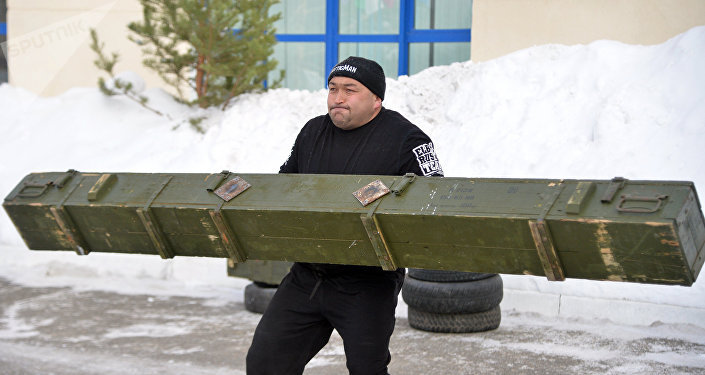 Elbrus Nigmatullin, atleta