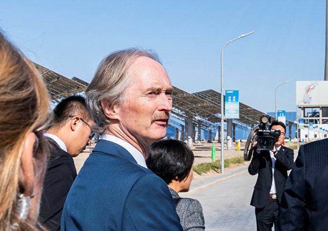Geir Pedersen, nuevo enviado especial para Siria