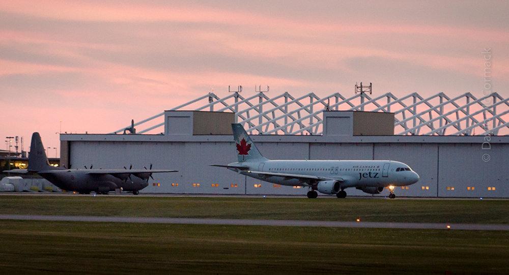 Ottawa International Airport (File photo).