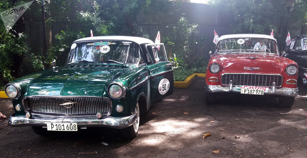 XIV Rally de Regularidad Copa Castrol 2018
