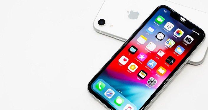 Un iPhone XR (archivo)