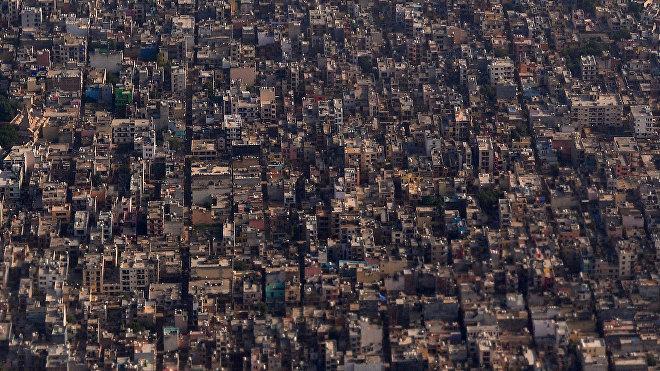 El Territorio de la Capital Nacional es un departamento federal de la India compuesto por la ciudad de Delhi, el distrito capitalino de Nueva Delhi y varios suburbios a sus alrededores