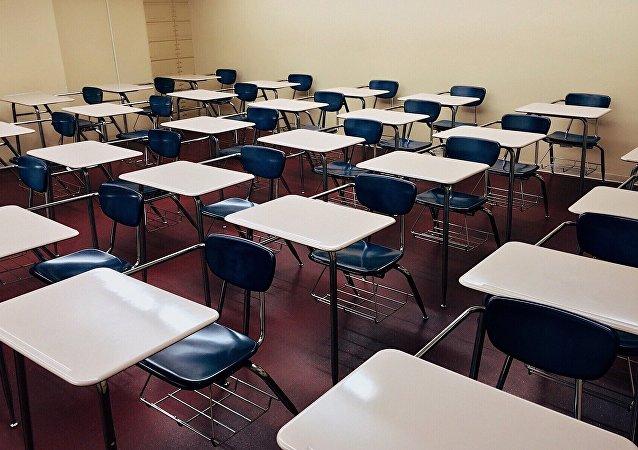 Una escuela (imagen referencial)