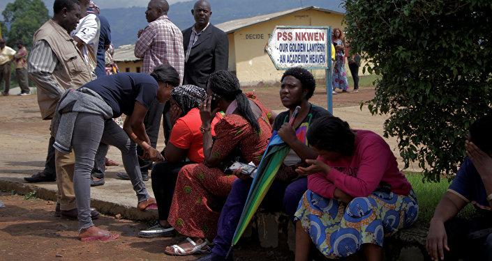 Los familiares de los secuestrados en Camerún
