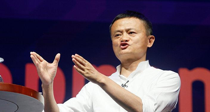 Jack Ma, cofundador de Alibaba