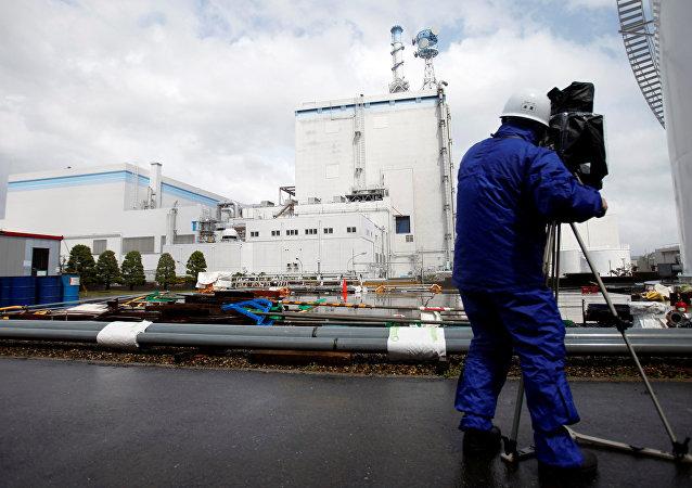 Planta nuclear de Tokai, Japón