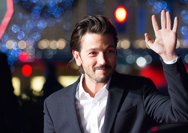 Diego Luna, actor mexicano