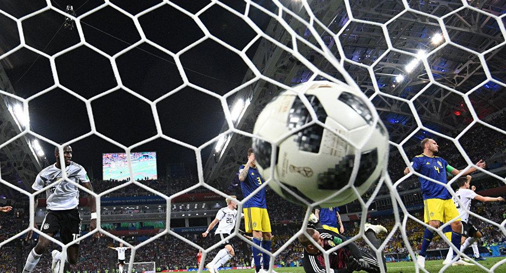 Un gol (archivo)