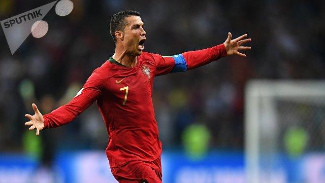 Gol de Cristiano Ronaldo en el partido de Portugal vs España durante el Mundial de Rusia 2018 (haz clic para ver)