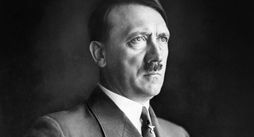 Adolf Hitler, líder nazi (1938)