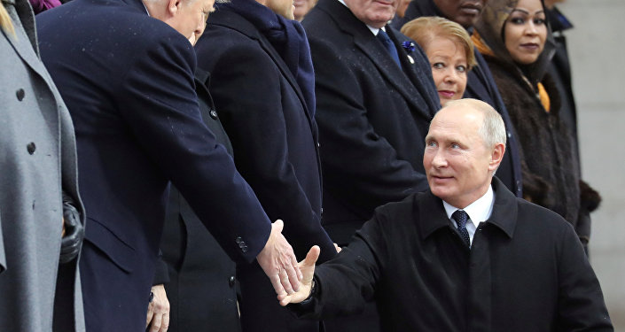 Putin y Trump prevén reunirse a final de mes en Buenos Aires
