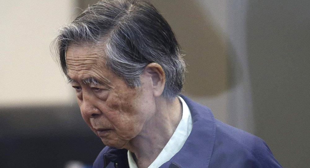 El expresidente Fujimori es acusado formalmente por las esterilizaciones forzadas — Perú