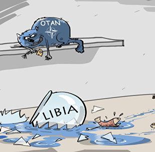 La OTAN prefiere ver los toros desde la barrera