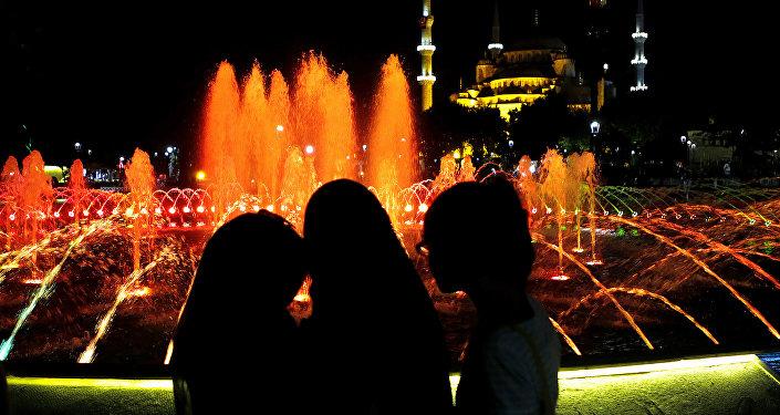 Santa Sofía en Estambul (Turquía)