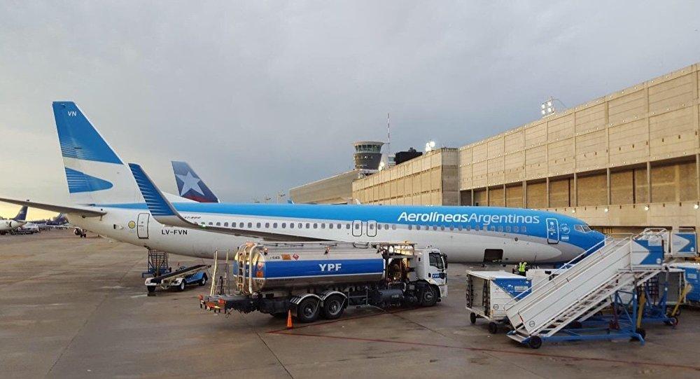 Resultado de imagen para Aeroparque Aerolineas Argentinas