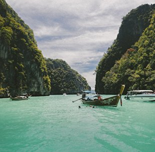 Barcos en Tailandia (imagen referencial)