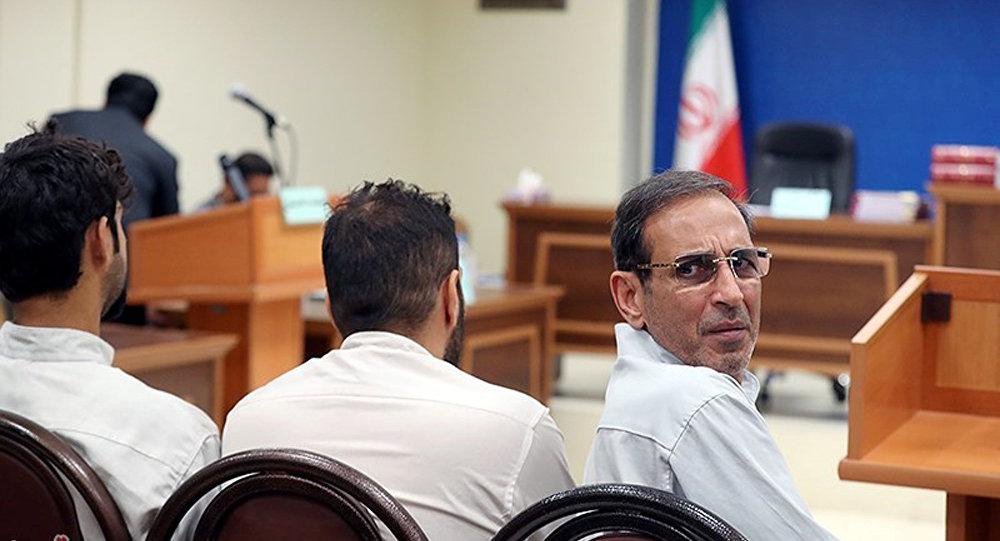 Vahid Mazloumin, conocido como Sultán de Monedas, en Irán