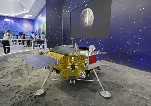 Sonda china Chang'e-4