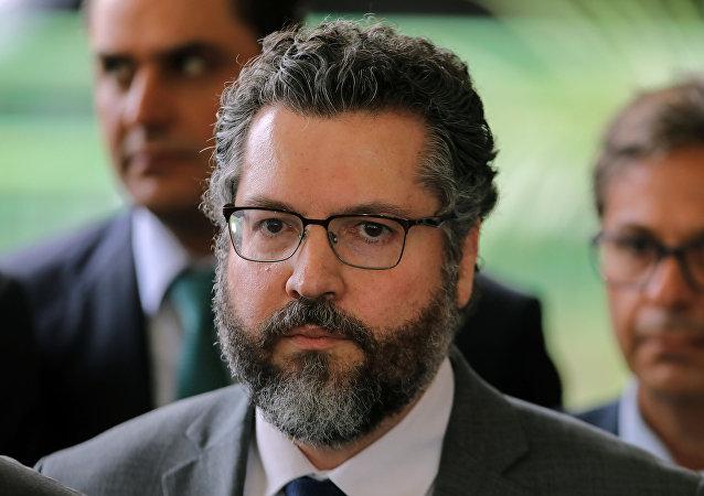 Ernesto Araújo, nuevo ministro de Relaciones Exteriores de Brasil