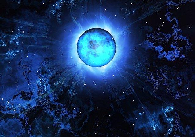 Un planeta, imagen ilustrativa