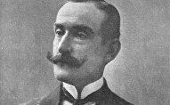 Ramón Falcón, jefe de la Policía Federal Argentina asesinado por un anarquista en 1909