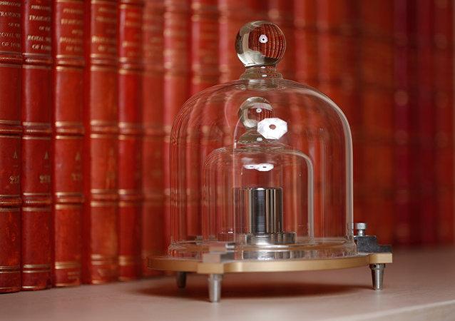 El 'Gran Kilo', la medida material del kilogramo