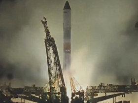 El cohete ruso Soyuz-FG se lanza exitosamente al espacio