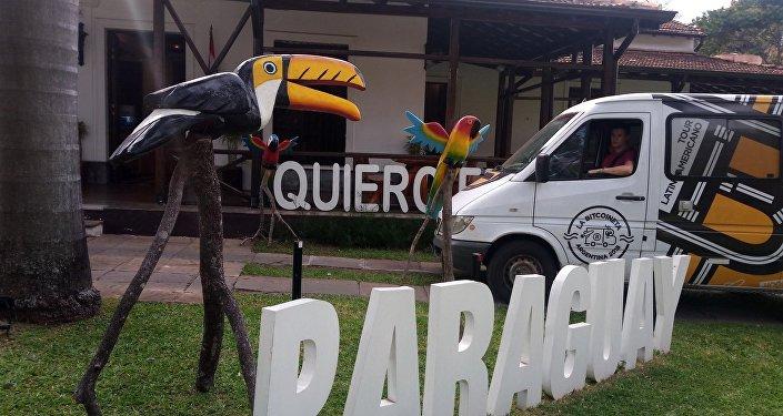 La Bitcoineta en Paraguay