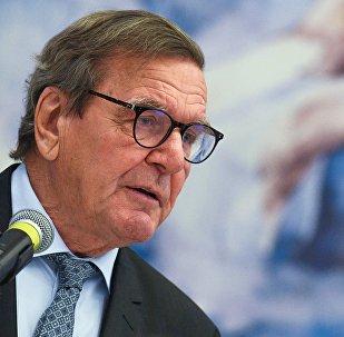 Gerhard Schroeder, excanciller alemán