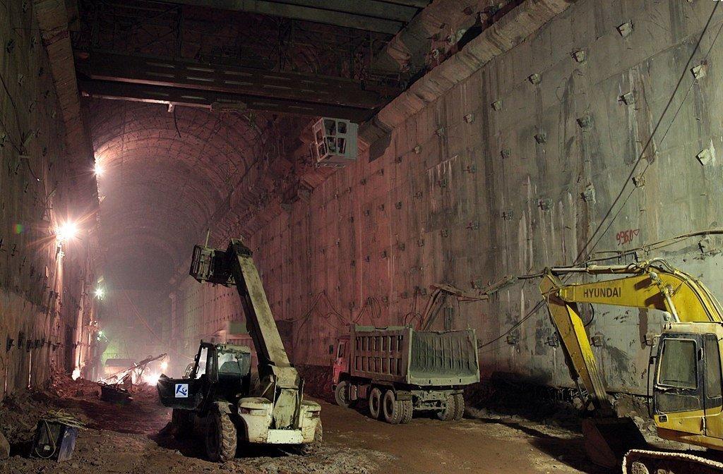 La construcción de la central hidroeléctrica de Rogún