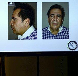 El narcotraficante Héctor Beltrán Leyva