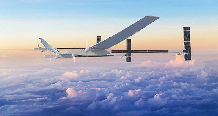 Avión solar Odysseus