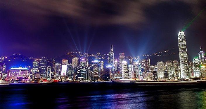 Hong Kong, China (archivo)