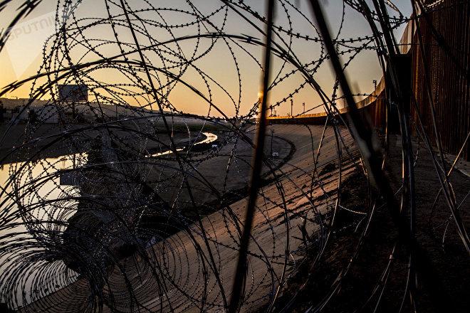 La frontera de Tijuana tras la retirada de las tropas estadounidenses