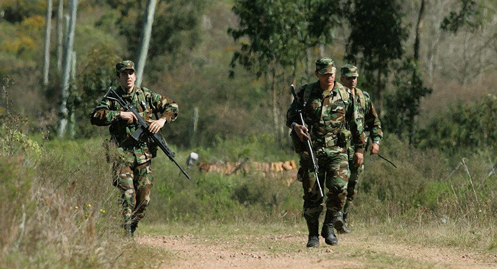 Militares de Uruguay (Archivo)