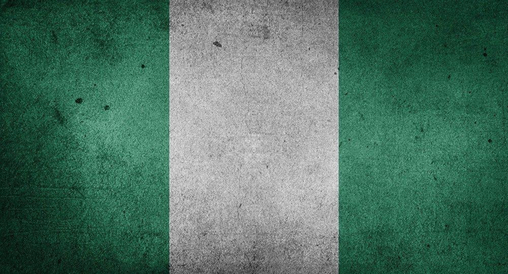La bandera de Nigeria