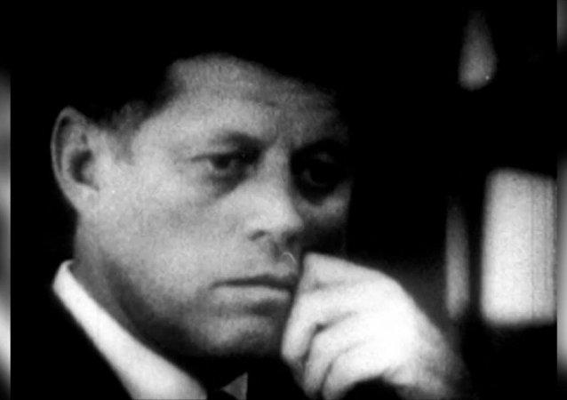 El 55º aniversario del asesinato de John F. Kennedy