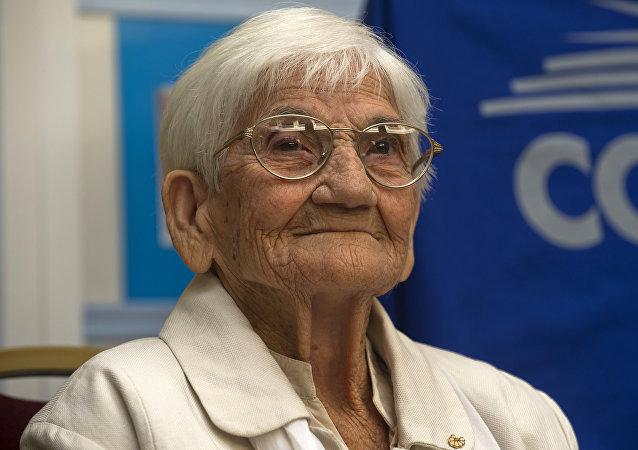 Luisa Cuesta, activista por los Derechos Humanos en Uruguay