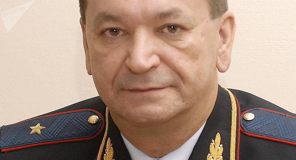 Alexandr Prokopchuk, vicepresidente de Interpol