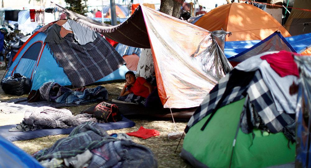 Migrantes latinoamericanos en México