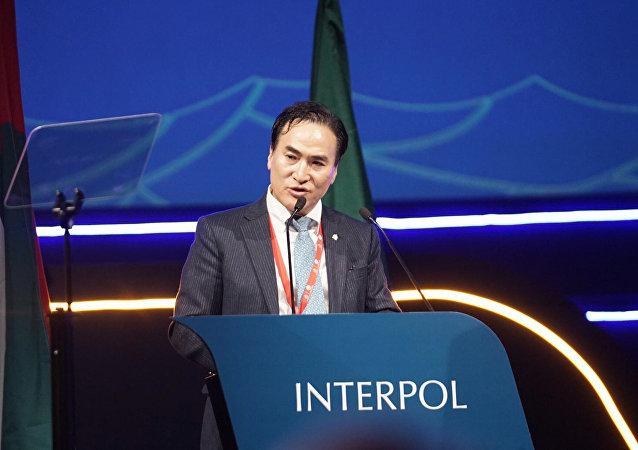 Kim Jong-yang, nuevo presidente de la Interpol