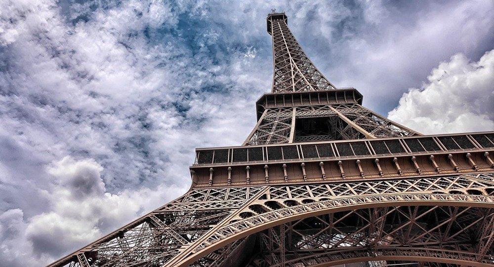 La Torres de Eiffel en París (Francia)