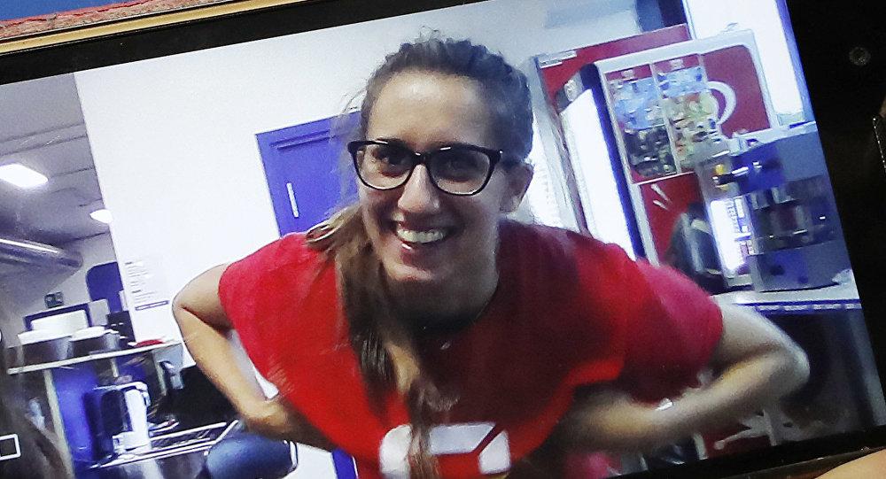 Silvia Costanza Romano, foto de archivo