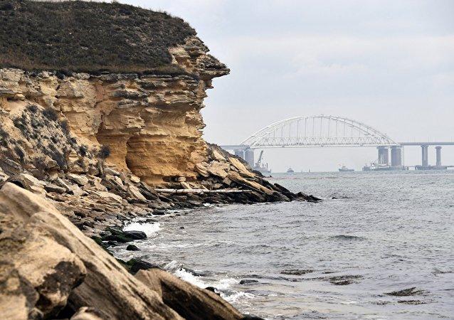 El estrecho de Kerch